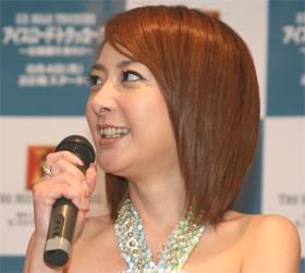 山本モナさんにエールを送った西川史子さん