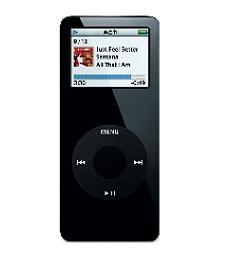 過熱事故が発表された「iPod nano」(経済産業省より)