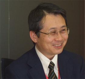 「グローバルな時代は、日本人が海外で活躍するチャンス」と、水野和夫氏は語る。