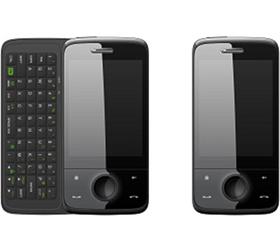 KDDIが発売を発表したE30HT(HTC製)