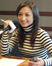 TOKYO FMの新番組「Blue Ocean」パーソナリティーの望月理恵さん