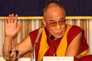 ダライ・ラマは、中国への失望感をあらわにした