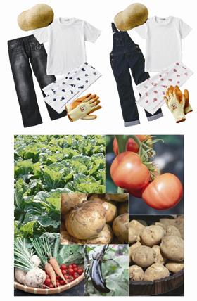 三越銀座店では農業を体験できる福袋を販売