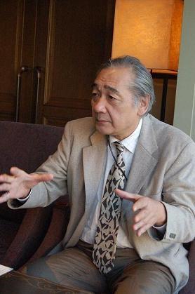 「調査報道もさえない。いい印象は残っていない。ずいぶん昔の(朝日新聞の)『木村王国の崩壊』はよかったけど」と話す佐野眞一さん