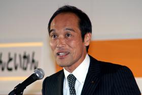東国原知事は「県庁ネーミングライツ」案を検討する意向というが・・・