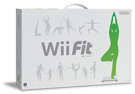 「WiiFit」の販売が100万台を突破した
