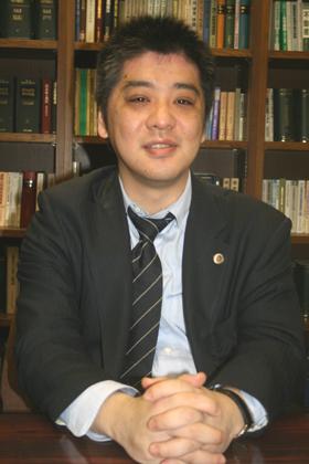 ネット実名制について語る小倉秀夫氏