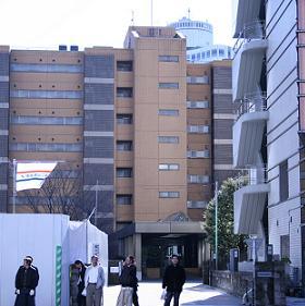 鴻池氏の「女性スキャンダル」が浮上した東京・麹町の議員宿舎
