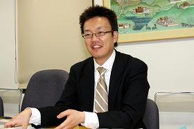 「大学生再生」の方策について語る石渡嶺司さん