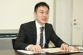海外大学進学塾「ルートH」の取り組みについて語るベネッセコーポレーション・藤井雅徳さん