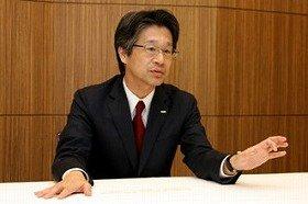 ドコモの今後の戦略について話す永田清人・執行役員プロダクト部長