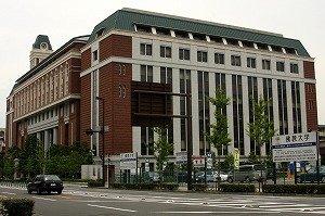 ロースクールなどが設置されている立命館大学朱雀キャンパス(京都市)