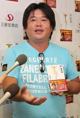 「若い人の意見にぴったりフィットする政党がない」という堀江さん