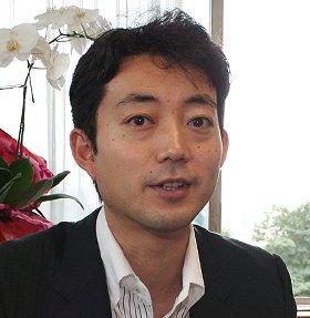 「Twitterやニコニコ動画も市役所の広報で使えるんじゃないかと注目している」と いう熊谷俊人・千葉市長