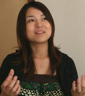 「高校生は先輩と話をすることで、社会の中に自分の居場所があるんだなということを確認できる」という今村久美さん
