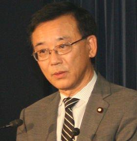 「民主党の姿勢は矛盾している」という谷垣禎一・自民党総裁(写真は2009年10月14日撮影)