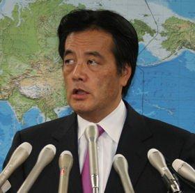 嘉手納統合案について「何度も日米双方から提案されたということは、それなりの可能性もある」という岡田克也外相
