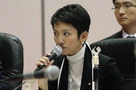 「鼎談」では、蓮舫議員の「仕分け人」ぶりが話題に上っていた