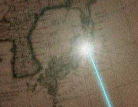 ムービーでは、日本海の位置に「MER DE COREE」とも読める文字が確認できる