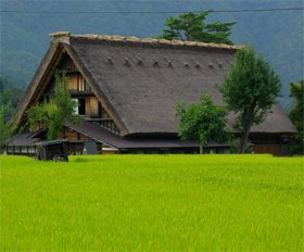 外国人に人気の古い日本(写真はイメージ)