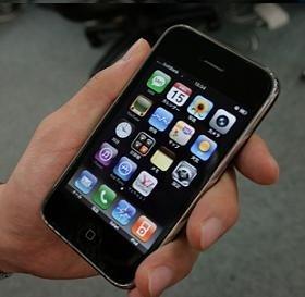 就職対策にiPhone?