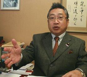 「みんなの党の支持者は熱いハートの人たち」という渡辺喜美代表