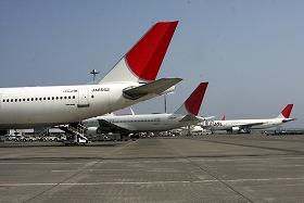 JALは羽田空港のビル会社に約65億円の賃料を支払っているとされる(写真はイメージ)