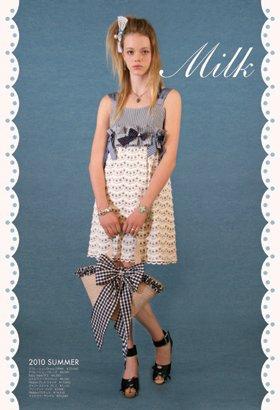 2010年ミルク夏カタログ