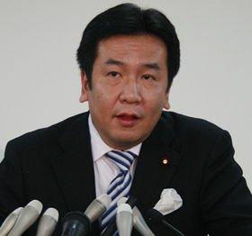 オープン会見を実施した枝野幸男行政刷新担当相