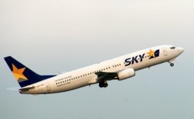 4月就航のスカイマーク神戸便の搭乗率が、茨城空港の今後を左右する