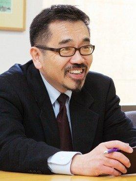 『キンドルの衝撃』を著した石川幸憲氏。米国のメディア事情に詳しい