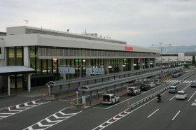 民間に売却される方針の伊丹空港