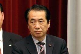 菅直人副総理は、代表選への立候補を表明した。