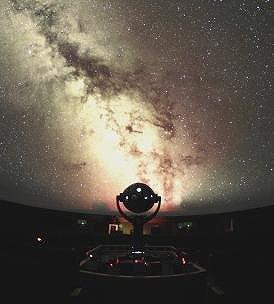 世田谷区立教育センターのプラネタリウムで見られる「夏の星空」