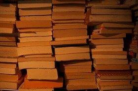 本が捨てられないという人も多いらしい