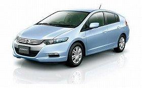 発売1年で10万台を突破したホンダのHV車「インサイト」(写真は「インサイトG」)