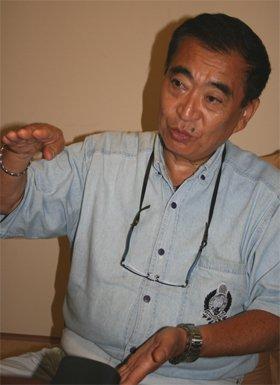 梨元さんはブログやツイッターにも積極的だった(2008年のJ-CASTニュースのインタビューで)
