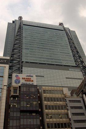 定昇廃止提案に揺れる日本テレビ