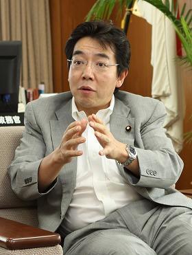 近藤洋介・経済産業省政務官