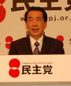 世論の「小沢嫌い」が菅首相の支持率を上げた