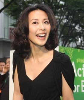 23日に東京国際映画祭に出席した木村佳乃さん