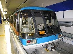 延伸で乗り換えの利便性アップが期待される東京モノレール