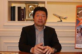 ジェットスター航空が成功した秘密を語る片岡優・日本支社長