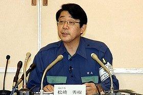 投票延期に理解を求める浦安市の松崎秀樹市長