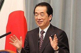 菅首相の退陣問題が動き出した。