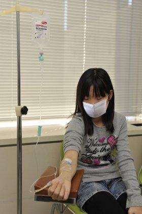 インフルエンザは、早期治療が大切