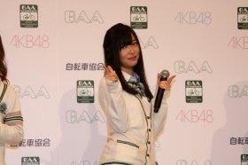 秋元氏が2012年「イチオシ」の指原さん(写真は2011年2月撮影)