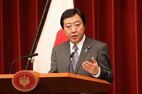 野田首相の「収束宣言」に疑問の声が相次いでいる