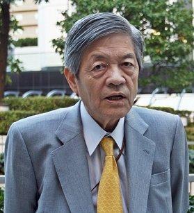 「批判だけではだめで、『ではどうするか』を考えないといけないと思う」と話す田原総一朗さん。