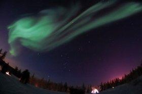 1月24日、北海道でオーロラが見られるかも
